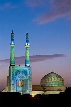 Iranian Architecture: From the humble houses to teashops, from the green gardens of villas to the most wonderful buildings you have ever seen.