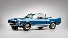 Shelby Mustang GT500-KR Convertible 1968