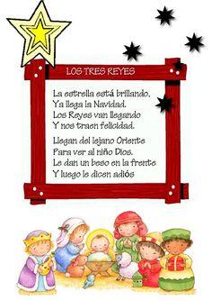 Poesia de Navidad – Los Tres Reyes