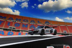 Grosjean coronado Campeón de Campeones 2012 - Motor 66  Volando bajo con el Audi R8