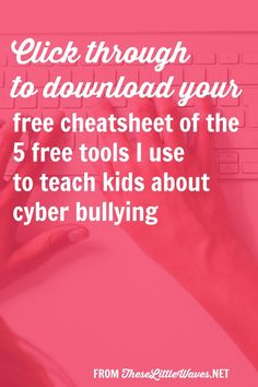 This Is The Real Truth About Being Cyber Bullied