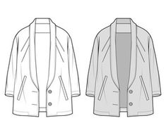 Immagini simili a 96635484 Flat fashion sketch template - Man suit jacket Fashion Sketch Template, Fashion Design Template, Fashion Templates, Fashion Design Portfolio, Fashion Design Drawings, Fashion Sketches, Drawing Fashion, Clothing Templates, Clothing Sketches