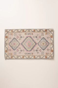 Jules Bath Mat by Anthropologie in Assorted, Bathroom Rugs, Bath Rugs, Master Bathroom, Small Bathroom, Downstairs Bathroom, Bathroom Ideas, Bathroom Remodeling, Brown Bathroom, Bathroom Interior