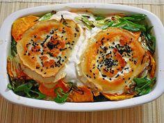 Spinat-Süßkartoffel-Auflauf mit Ziegenkäse, ein beliebtes Rezept aus der Kategorie Auflauf. Bewertungen: 44. Durchschnitt: Ø 4,0.