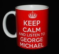 And Listen To George Michael Oh this is most DEFinately my next buy?