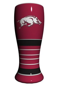 Arkansas Razorbacks Artisan Pilsner Glass