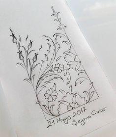 Allah'ın nasıl örnek verdiğini görmüyor musunuz? İyi bir söz; kökü sağlam, dalları göğe doğru uzanan güzel bir ağaca benzer.🌳14/İBRÂHÎM-24 Islamic Art Pattern, Pattern Art, Amazing Drawings, Art Drawings, Ornament Drawing, Illumination Art, Turkish Art, Doodle Designs, Tile Art