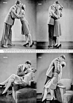 How to Kiss, 1945