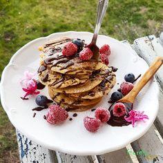 4 liszt a sikeres életmódváltáshoz! Glutenfree, Pancakes, Paleo, Breakfast, Food, Morning Coffee, Gluten Free, Essen, Sin Gluten