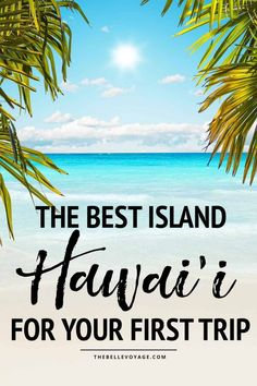 Caribbean Island Vacations Anyone Can Afford Frugal Travel Tips Next Vacation Inspiration Caribbean Travel Advice Romantic Vacations, Romantic Travel, Dream Vacations, Romantic Getaway, Beach Vacations, Family Vacations, Best Hawaiian Island, Hawaiian Islands, Travel Advice