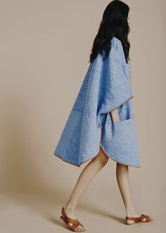 this chambray coat!!