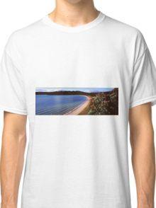 """Wonderful Waiheke"" - Whakanewha Beach  Classic T-Shirt"