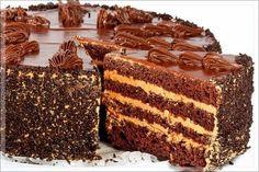 Очень вкусный торт «Мечта»