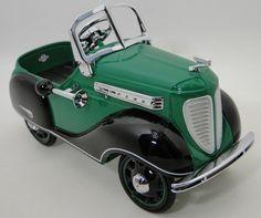 *PEDAL CAR ~ 1930s Duesenberg Hot Rod Rare Vintage Classic Sport Midget Show Model #HighEndInvestmentGradeDiecastModelArt