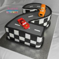 race car cakes - Bing Images