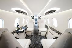 Luxury private jets - The Beauty Hunter