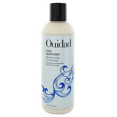 Ouidad Curl Quencher Moisturizing Conditioner - obviously I love anything that has Curl Quencher on it...and this product is no exception #OuidadCurls