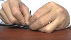 How do we make Kangaroo Leather Hematite Bracelet B-008