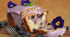 A classic cake with a blueberry twist... a favourite for tea time and coffee shops! Moist, delicious and very moreish!