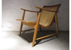 Lounge Chair by Jacob Müller for Wohnhilfe - Lounge Chairs - Seating - Furniture - Products