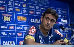 Robinho pede cautela ao time na primeira partida das oitavas de final