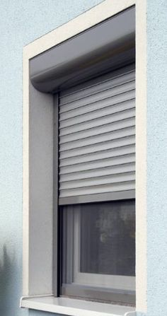 They Are Called Rolladen Rolling Shutters Or Jalousien In German Most German Homes Are