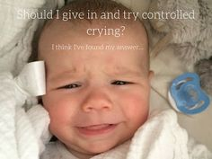 Arthurwears: Should I give in and try controlled crying?... I t...