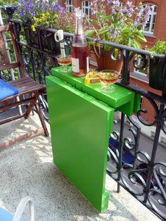 modern university ideas balcony ideas folding tables device space-saving ideas