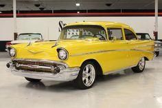 1957 Chevrolet 150 2 Door Sedan