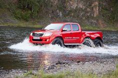 Toyota Hilux, Toyota 4x4, Toyota Trucks, 6x6 Truck, Pickup Trucks, Fj Cruiser, Toyota Land Cruiser, Pick Up, Combustion Engine