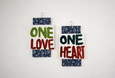 quadro bob marley one love one heart azulejo artesanal arte ceramica tiles handmade decor decoração design interiores casa home pattern