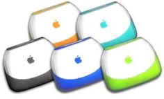 iBook - Released in 1999