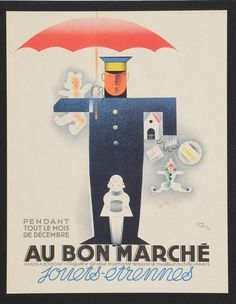 The great age of posters, Jean Carlu, 1929