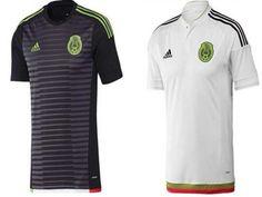 La Selección Mexicana presenta su nueva playera para 2015 | Futbol Internacional | TelevisaDeportes.com