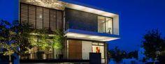 Casa GM: Casas de estilo moderno por GLR Arquitectos