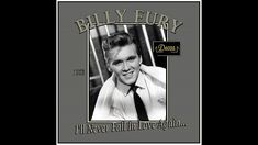 Billy Fury - I'll Never Fall In Love Again (1963) Billy Fury, Never Fall In Love, Falling In Love Again, Thoughts Of You, Liverpool, Rock And Roll, The Unit, Singer, Let It Be
