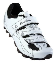If you are looking for a basic mountain biking shoe or for commuting around town the Pearl Izumi All-Road Shoe is a great choice. The All-Road shoes have the same SELECT Heel Cup and SELECT Grade fiber plate that the higher end Pearl Izumi mountain shoes provide. These features help with power transfer, anatomical support and general comfort in a riding shoe. The velcro closures provide a no-nonse ...