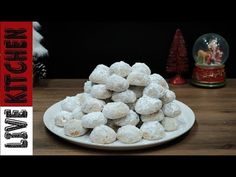 Desserts With Biscuits, Greek Recipes, Kitchen Living, Stevia, Food And Drink, Sweets, Biscotti, Cookies, Breakfast