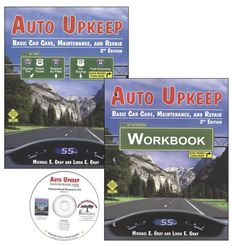 Auto Upkeep Homeschool Curriculum Kit