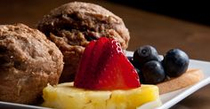 Mighty Muffins.  from Forks over Knives.