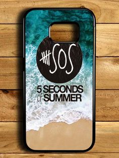 5sos Five Second Of Summer Samsung Galaxy S6 Edge Case