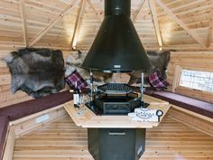 This luxurious, contemporary holiday property  provides ultimate relaxation including the use of a barbeque lodge.