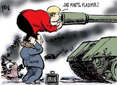 Negociações de paz – Tom Janssen