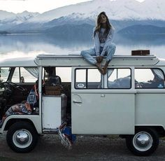 Out in the world. #Volkswagen #RoadTrip #Adventure #Wanderlust