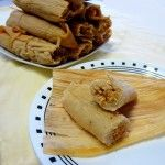 A Healthier Chicken Tamale Recipe- I am going to try to make these for Christmas Eve!