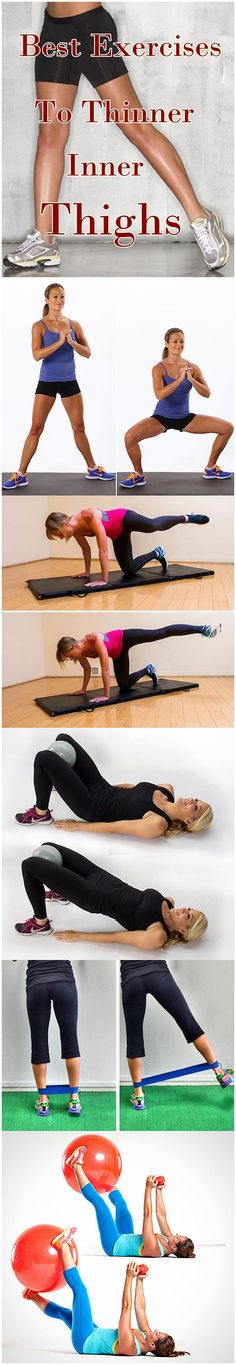 Best Exercises To Thinner Inner Thighs