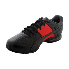 6d67adea1a2b Puma - Men s Cell Surin 2 Training Shoes - Black Red Puma Mens