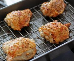 Baked Chicken Thighs - Primal Palate | Paleo Recipes