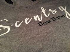 Scentsy Shirt by Lyttleslovesboutique on Etsy https://www.etsy.com/listing/280239510/scentsy-shirt