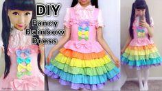 Afbeeldingsresultaat voor lolita dress buy rainbow colors